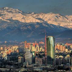 Santiago sin smog! | Santiago, Chile | sergio | Flickr