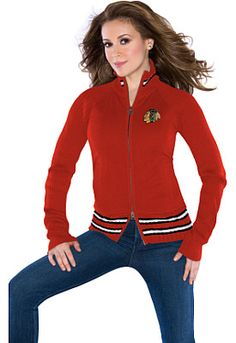 Women's San Francisco 49ers Touch by Alyssa Milano Scarlet Britt Sweater