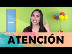Prestar atención + Portarse bien = ¡CANTA, MAESTRA! - YouTube
