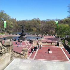 Central Park | Bethesda Fountain