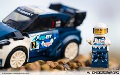 Earlier this week, Ford USA ran PR on its '68 Mustang Lego Speed Champions kit for 2018. Now, Ford UK has followed that up with a similar announcement about its world champion M-Sport Ford Fiesta