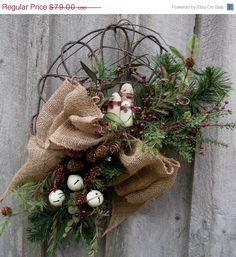 Christmas Wreath, Woodland Christmas,