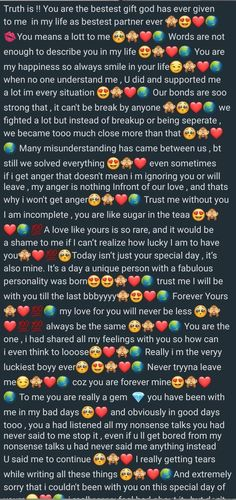 Happy Birthday Best Friend Quotes, Boyfriend Birthday Quotes, Happy Birthday For Boyfriend, Birthday Wishes For Love, Cute Texts For Him, Cute Relationship Texts, Relationship Paragraphs, Message For Boyfriend, Boyfriend Texts