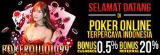 Melakukan deposit di situs qq poker online deposit 10rb sangat menguntungkan sekali dengan bonus deposit 10rb dan pelayanan terbaik yang bisa kita dapatkan.