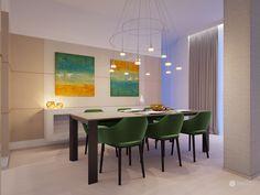 Byt Bratislava, moderný, luxusný, exkluzívny interiér. Pár dizajnérskych kúskov na správnych miestach a vhodné nastavenie osvetlenia oživuje