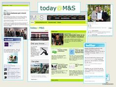 Marks & Spencer dress up their intranet | simply communicate