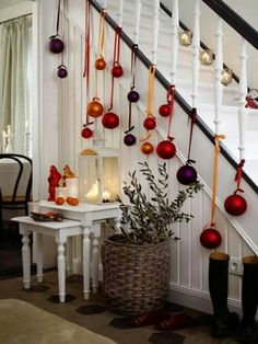 Deck the hallway