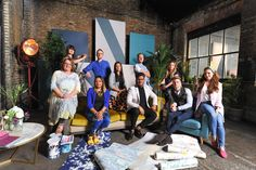 The secret is out. I will be on Interior Design Masters a new BBC and Netflix show airing in the UK on the August This is the amazing group of ten designers that were chosen to take part. They are an awesome much and amazingly talented too! Interior Design Masters, Studio Interior, Netflix Shows To Watch, Fearne Cotton, The Home Edit, Studio Mcgee, Amazing Spaces, Dream Decor, Fashion Room