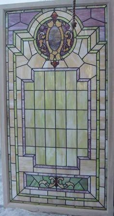 Stained Glass Windows from The Nappanee United Methodist Church, Nappanee, Ind.
