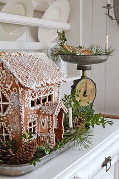 The Gingerbread House//