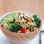 Pesto Primavera Pasta and Other Fresh Basil Recipes