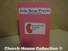 Jelly Bean Prayer Book