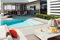 House Tour: A Jet-Setting Couple Designs A Modern California Home