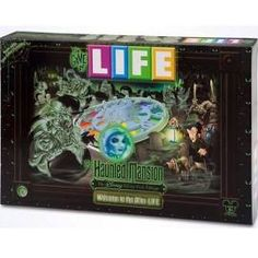 Disney Parks Haunted Mansion Life Game Welcome To The Afterlife Gift