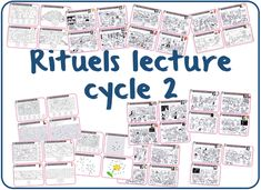 Ritual Reading Cycle 2 - Back To School School Organisation, Teacher Organization, Cycle 2, Reading Games, French Resources, French Immersion, Dual Language, Inference, Literacy