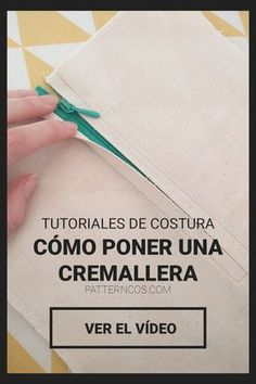 Exceptional 100 Sewing tutorials tips are offered on our internet site. Read more and you wont be sorry you did. Sewing Hacks, Sewing Tutorials, Sewing Tips, Zipper Tutorial, Fat Quarter Projects, Leftover Fabric, Love Sewing, Sewing Projects For Beginners, Learn To Sew