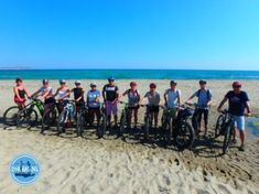 Unterkunft auf Kreta mit aktiven urlaub Electric Mountain Bike, Cycling Holiday, Greece Holiday, Crete Greece, Holiday Apartments, Travel Activities, Walking In Nature, Countryside, Tours