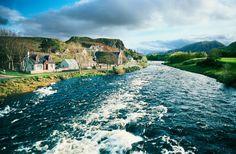 Stardust Scotland, luxury self-catering Boathouse Loch Ewe,