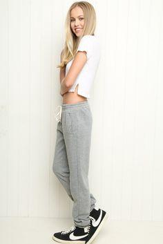 Brandy ♥ Melville | Rosa Sweatpants - Just In