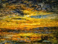 François-Auguste Ravier | Romantic landscape painter | Tutt'Art@ | Pittura * Scultura * Poesia * Musica |