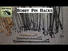 25 Bobby Pin Hacks That Will Blow Your Mind | Urban Survival Site