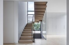 Faltwerktreppen aus Holz. Planung bis ins kleinste Detail, Symetrie, Harmonie und Eleganz. Das sind Siller Treppen www.sillertreppen.com