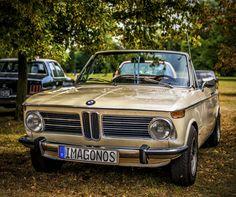 https://flic.kr/p/Pp8DAX | 23. Oldtimertreffen der Straße und Schiene | BMW Cabrio