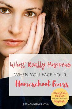 Homeschool fears can