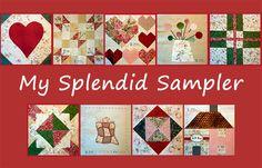Tal como prometí, hoy os hablo de The Splendid Sampler y hago un resumen de mi versión hasta el bloque actual, el número 9.