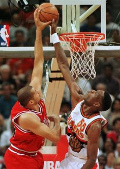 Such Clean Blocks from Mutombo