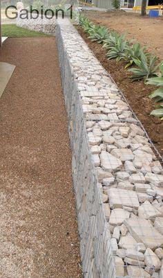 gabion retaining wall http://www.gabion1.com.au