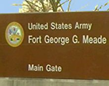 Fort George G. Meade, MD