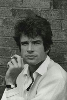 Warren Beatty| Photography by Linda McCartney
