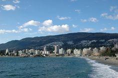 Ambleside Beach, West Vancouver