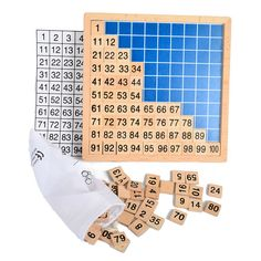 Arpa Wooden Montessori Teaching Aids Math 1   100 Consecutive Numbers Counting Board Plate Toy-in Math Toys from Toys & Hobbies on Aliexpress.com | Alibaba Group