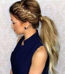 Resultado de imagen para peinados de diario paso a paso