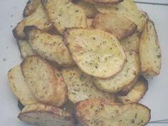 Ψητές πατάτες λαδολέμονο στη στιγμή χωρίς ταψιά και μπελάδες. 👍 συνταγή από Nemi - Cookpad Kai, Vegetables, Food, Essen, Vegetable Recipes, Meals, Yemek, Veggies, Eten