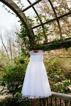 First Communion Pictures of a girl in a garden