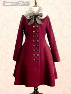 Innocent World Napoleon Coat