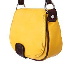 Borsa a tracolla vera pelle 100% in vitello Bibiana Made in Italy Myalleshop #myalleshop Saddle Bags, Firenze, Ebay, Products, Fashion, Moda, Fashion Styles, Fashion Illustrations, Gadget