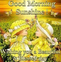 Beautiful Good Morning Sunshine Memes Images Facebook