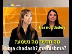 HEBRAICO - SPEAKit! - www.speakit.tv - (Curso em Vídeo) #59000 - YouTube