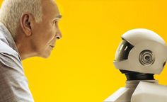 Future Of Retirement: The Elder-Care Robot That Will Look After You #technology