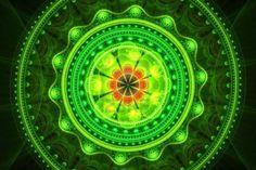Miércoles Chacra 4 VERDE    ANAHATA     AMOR INCONDICIONAL  A UNO MISMO  No confundir el amor propio egoista (que es mental) con el amor incondicional a uno mismo (que es del corazón, puro espiritu). El color VERDE ESMERALDA se asocia con la felicidad, el bienestar, la calidad de vida sana y saludable... lo que no se consolidará si no existe AMOR INCONDICIONAL A UNO MISMO  Mandala: Hakne, a us.123rf.com