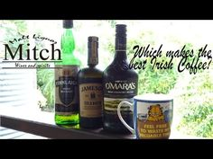I try to find what liquor makes the best base for the cheeky Irish Coffee Fine Wine And Spirits, Irish Coffee, Irish Cream, I Tried, Beer Bottle, Wines, Liquor, Base, Good Things