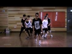 BTS 'No More Dream' mirrored Dance Practice - the dance of my people! love this