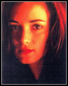 Winona Ryder- sorry--- pic's not more clear