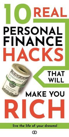 personal finance How to save money and become a finance expert! these personal finance hacks and youll be on track to start living the life of your dream! Ways To Save Money, Make More Money, Make Money Blogging, Money Tips, Money Saving Tips, Extra Money, Money Hacks, Extra Cash, Money Plan
