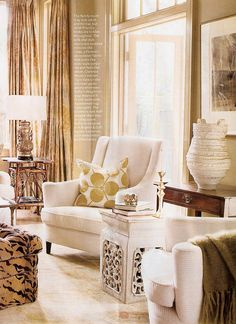 design inspiration. living room. Melissa Rufty