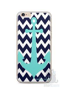 Capa Iphone 6/S Plus Âncora Onda #2 - SmartCases - Acessórios para celulares e tablets :)